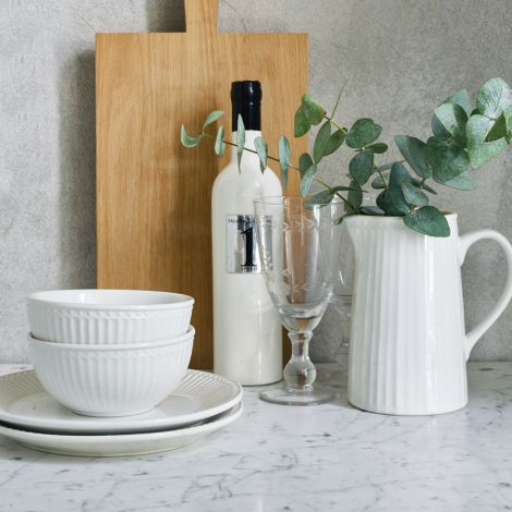 GreenGate Krug Alice White 1L
