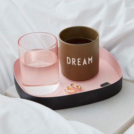 Design Letters  Porzellan Becher Favourite Cups Olive Dream