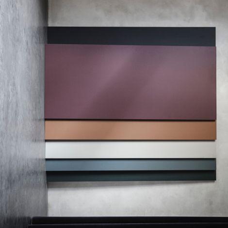 ferm LIVING Tischplatte Mingle Taupe - In verschiedenen Größen 135 cm Länge x 65 cm Breite