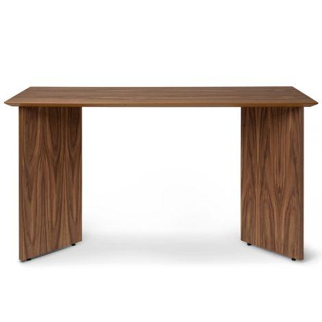 ferm LIVING Tischplatte Mingle 160 cm Walnut Veneer