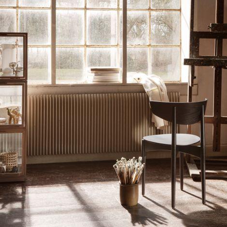 ferm LIVING Stuhl Herman Dining Chair Wood Black