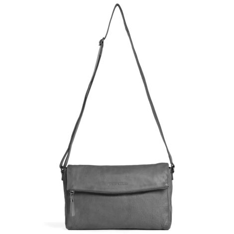 Sticks and Stones Ledertasche Flamengo Gargoyle Washed •