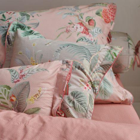 PIP Studio Zierkissen Floris Pink 35 x 60