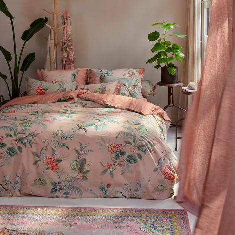PIP Studio Bettwäsche Floris Pink