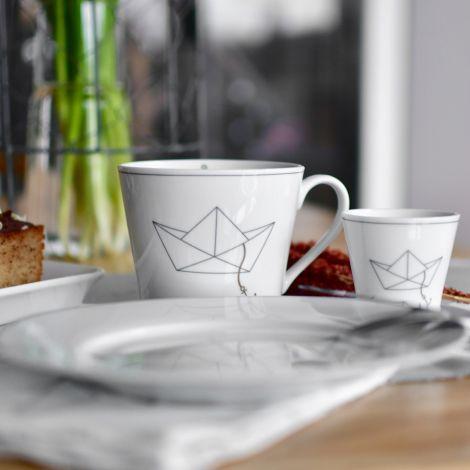 Krasilnikoff Espresso Becher Paper Boat