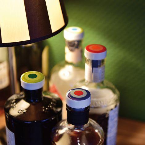 Remember Flaschenverschlüsse 4er-Set