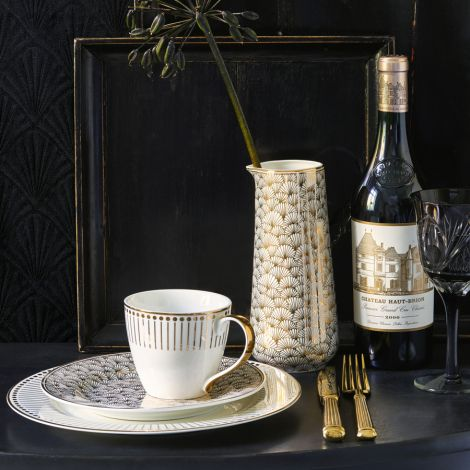 Gate Noir by GreenGate Tasse Dawn Gold