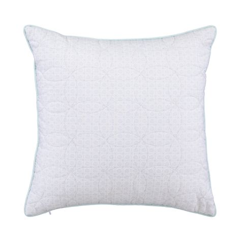 PIP Studio Zierkissen Good Evening Quilted White 45 x 45
