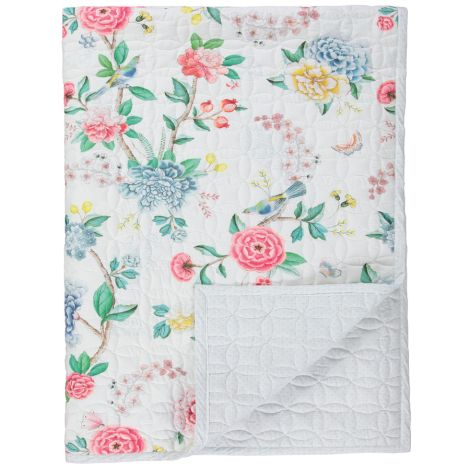 PIP Studio Tagesdecke Good Evening Quilt White