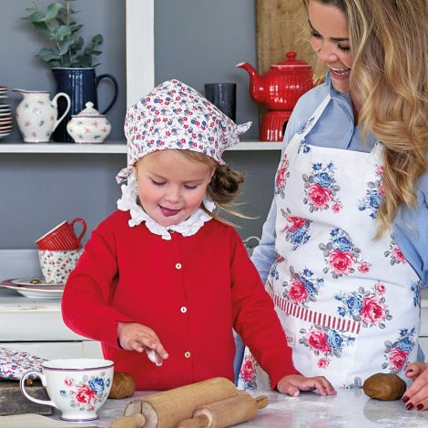 GreenGate Zuckerdose Hailey White •