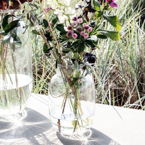 House Doctor Vase/ Windlicht Adena •