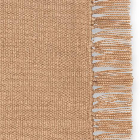 ferm LIVING Teppichmatte Hem Sand 50 x 70cm