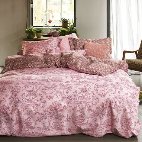 PIP Studio Zierkissen Hide And Seek Pink 60 x 60