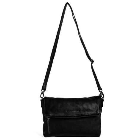 Sticks and Stones Ledertasche Ipanema Black Washed