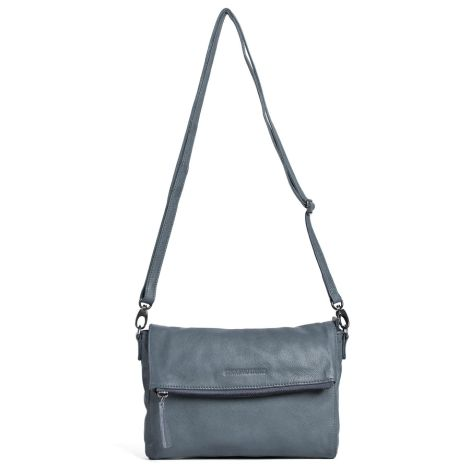 Sticks and Stones Ledertasche Ipanema Dark Slate Washed