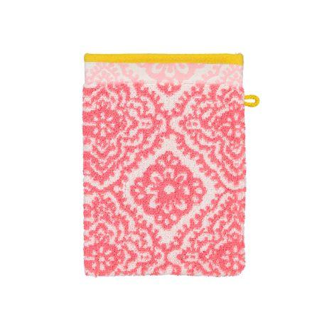 PIP Studio Handtücher Jacquard Check Dark Pink