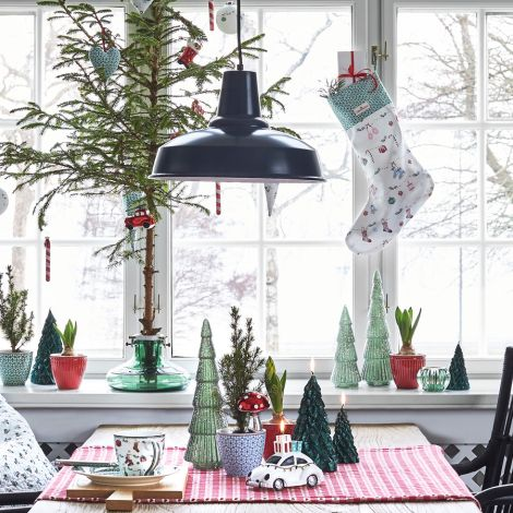 GreenGate Tasse Jingle Bell White