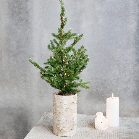 House Doctor Weihnachtsbaum mit Beleuchtung 64 cm