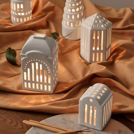 Kähler Design Urbania Lichthaus Smithy weiß