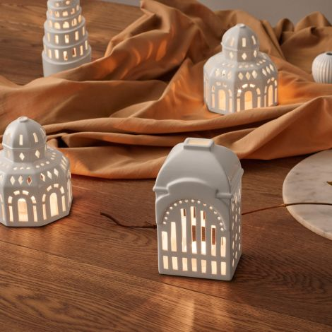 Kähler Design Urbania Lichthaus Tivoli weiß