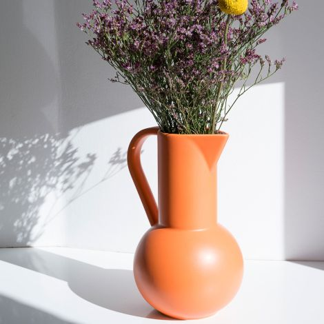 raawii Krug Strøm 28 cm Vibrant Orange