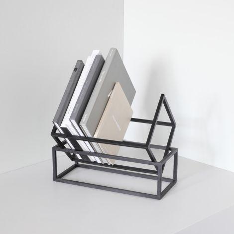 Kristina Dam Studio Ständer für Bücher Black