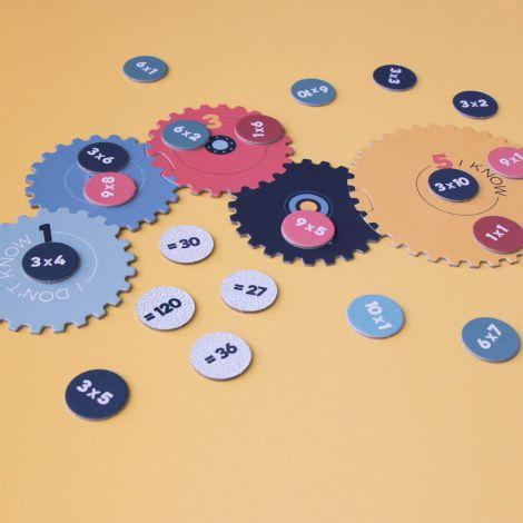 Londji Lernspiel Learn&Fun Multiplications