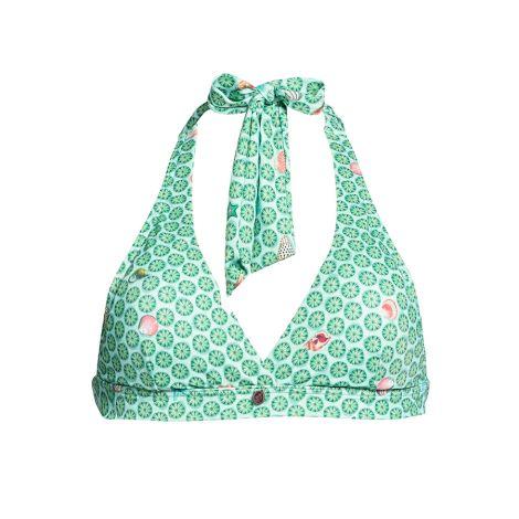 PIP Studio Kombi-Bikini Lie Sea Dots Sea green