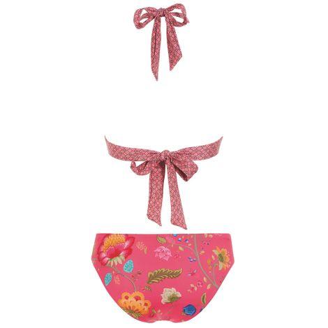 PIP Studio Kombi-Bikini Karol/Lie Floral Fantasy Pink