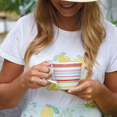 GreenGate Tasse Pipa Multicolor