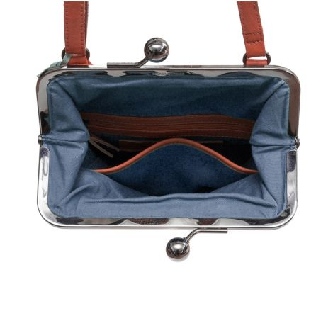 Sticks and Stones Ledertasche Lyon Terra Washed