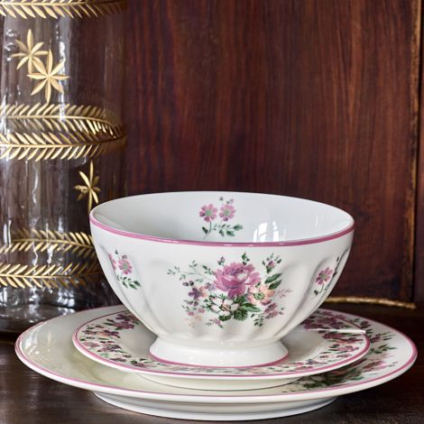 GreenGate Teller Marie Dusty Rose 20,5 cm