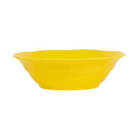 Rice Melamin Schüssel Yellow 1. Yellow