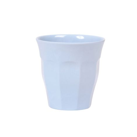 Rice Melamin Becher Soft Blue 9. Soft Blue