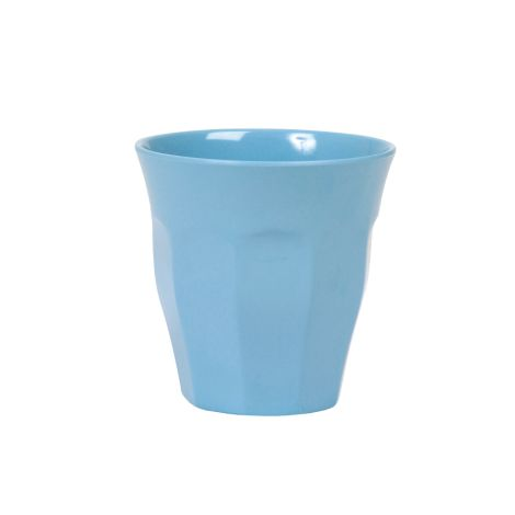 Rice Melamin Becher Turquoise 10. Turquoise