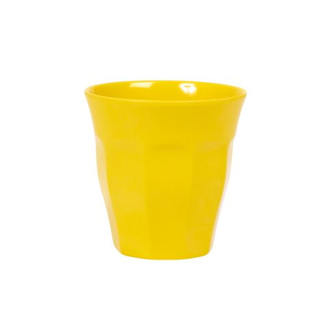 Rice Melamin Becher Yellow 2. Yellow