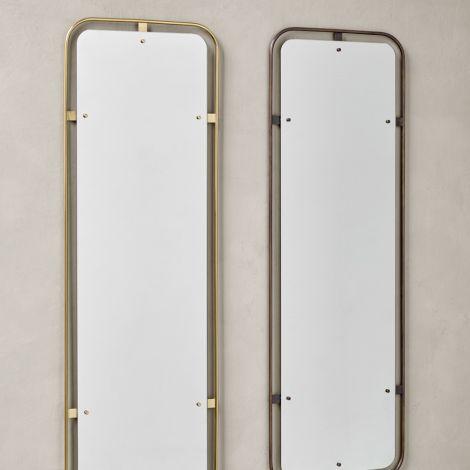 Menu Nimbus Spiegel Rechteckig Bronzed Brass