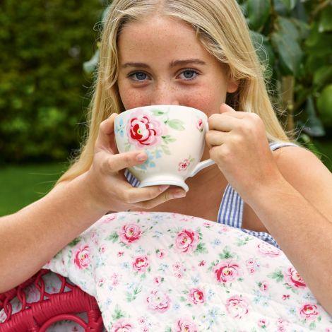 GreenGate Tee-Tasse Meryl White