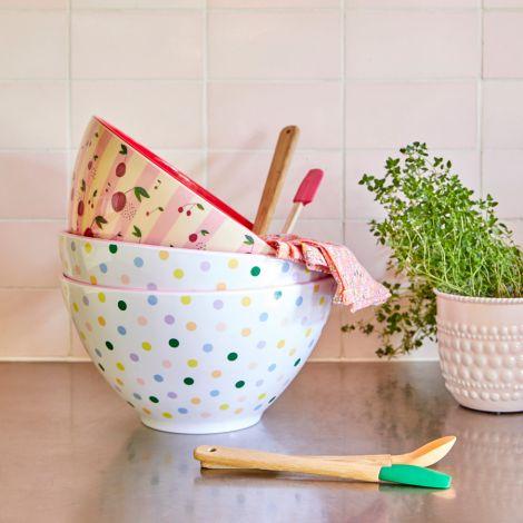 Rice Melamin Salatschüssel Let´s Summer