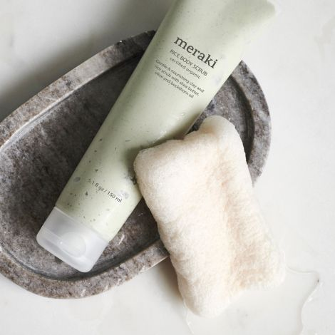 Meraki Body Scrub Reis 150 ml