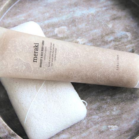 Meraki Body Scrub Aprikose & Reis 150 ml