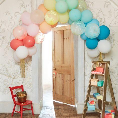 Meri Meri Ballons Pink 14-teilig