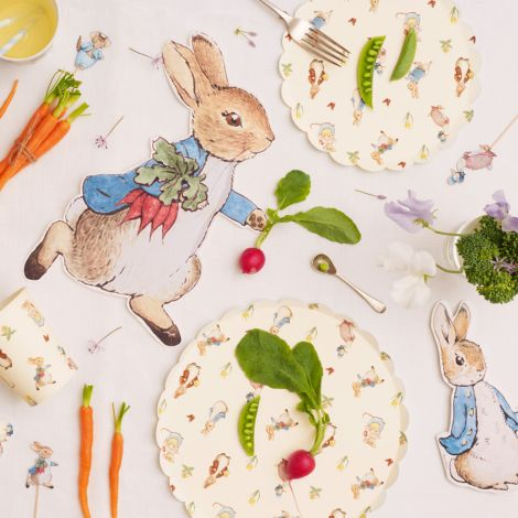 Meri Meri Stickerbogen Peter Rabbit 10 Bögen