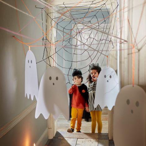 Meri Meri Dekoration Spooky Ghost 3-teilig