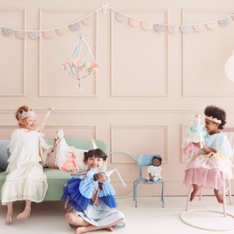 Meri Meri Puppenkleidung Verzaubertes Einhorn