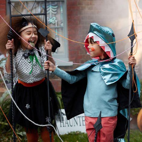 Meri Meri Deko-Anhänger Halloween Spinneweben