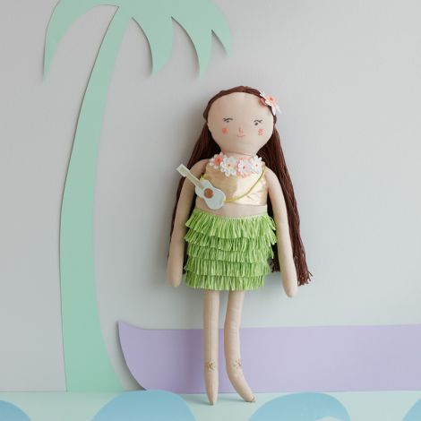 Meri Meri Puppe Tallulah Hula