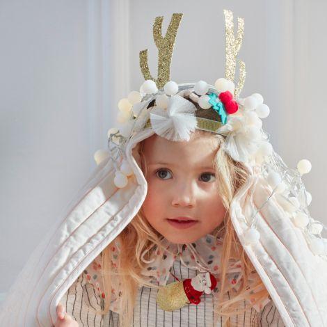 Meri Meri Halskette Weihnachtsmann