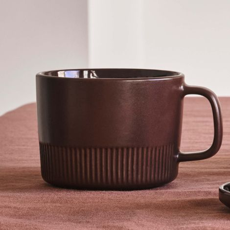 Marc O'Polo Tasse Moments Earth Brown