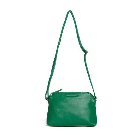 Sticks and Stones Ledertasche Myra Jungle Green Washed